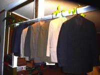 I have Suits - Slacks - Shirts for sale and like new.