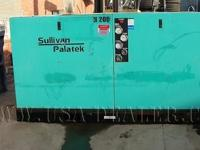 Sullivan Palatek H20D Air Compressor  20 HP, 208