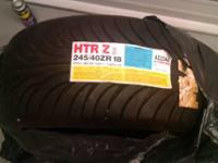 Sumitomo HRTZ 245/40ZR 18    ZR Rated V