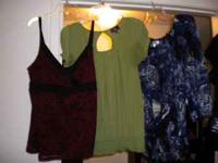 Really cute clothes all in great condition. the three