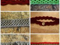 Spring/ Summer Crochet Headbands!! QUALITY 5$