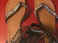 Sz 9&10 summer sandals. GREAT condition  // //]]>