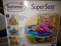 summer  super seat 3 products in 1 $25