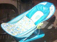 New Summer Infant Baby Bather Seat Deluxe Bath Tub