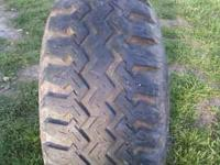 set of 4 used bout 50% tread 33 12- 16.5 lt summit