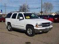 Description Make: Chevrolet Model: Tahoe Mileage: