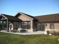 Thorn Creek is High Star Ranch's premier, new,