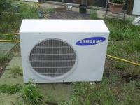 Brand new never installed Samsung model UCC2400C air