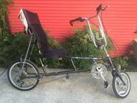 SUN Bicycles RECUMBENT BIKE EZ-1 SC Lite EASY RACER