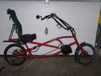 Sun E-Z Rider Bicycle with suspension in excellent