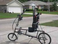 Sun Long Distance Recumbent Bicyles. Excellent shape.