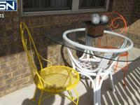 Great for front porch or in your sun-room. I think the