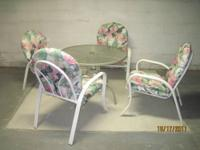 SunBeam Outdoor Patio Chair Set (Aluminum)- Great