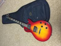 Studio Special Edition Epiphone Les Paul electric