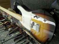 I have a brand new Fender Telecaster(mexican) I bought