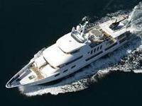Total refit in 2008 The luxurious Leight Star is a