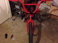 Hi im selling my 2013 Sunday Bmx Bike I bought the bike