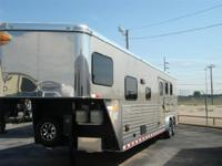 Do you want a new beautiful living quarters trailer at