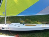 Sunfish bought new in 2005. Registration says it was