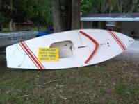 I am selling my Sunfish with all the rigging. All is in
