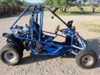 Fun Fun Fun! Go Cart on Steroids! SunL Bramd. Needs a