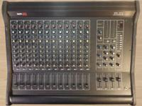 Sunn Professional Line SPL-2212 Mixer Board Model#