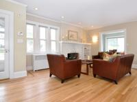 Welcome to this sunny 1927 side-hall Colonial. The