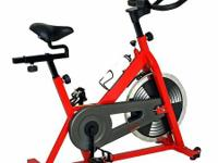 FOR SALE:  NEW IN BOX  SUNNY INDOOR EXERCISE BIKE