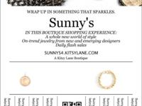 My Boutique Sunny's has many fashionable items to chose