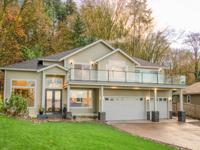 Absolutely breathtaking home situated for expansive