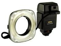 Grovey Sunpak DX-12R TTL Ring Flash Both Sunpak TR Pak