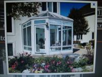 Beautiful Sunroom Conservatory for sale for $5,000.00 .
