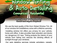 SunSide Window Tint provides solar solutions for your