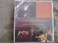 Principals of Management. (Fundamentals of Management