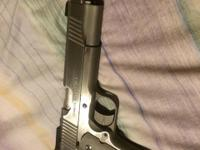 Kimber Custom Stainless Match 2 in 45acp & & 460roland
