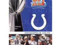 "I am selling an ""additional"" copy of the Colts 2006"