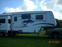 FOR SALE Super Clean 1999 Hy-Line 5th Wheel Travel