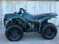 2007 Yamaha Grizzly 350 2x4. Super clean, wonderful
