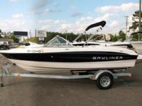 2011 Bayliner 184 Ski & Fish Powered by Mercruiser 3.0!