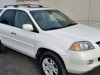 Selling my spouse's extremely nice Acura MDX. This