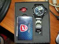 Wow what a cool watch, new in box it's an LED diving
