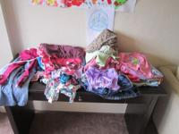 SUPER CUTE GIRLS CLOTHING IN SIZE 3T-4T Lots of spring
