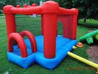 13 x 11 x 9 Bounce House for Sale. Great for a few