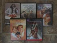 Many great deals on hard to find DVDs.  All DVDs are in