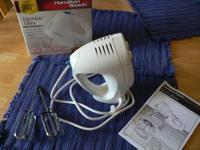 New In Box: super duper mighty hand mixer features