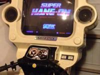 Sega arcade game Super Hang On- great condition and