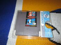 I have for sale one copy of Super Mario Bros. Duck Hunt