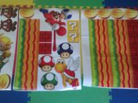never been used good condition four sheets of super