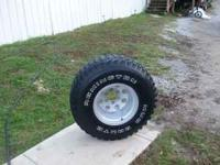 I have for sale a set of four 15x12s Pacer polish