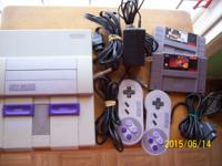 good condition working 2 controllers all cords 2 games